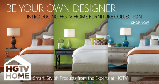 Introducing the HGTV Home Furniture Collection
